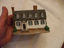 Lang & Wise Town Hall Colonial Williamsburg King's Arms Tavern 1998