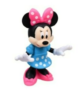 💜Minnie Mouse Figures💜 Collectable Figure Figurine Disney Jr. Cake Topper
