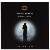 "XAVIER NAIDOO ""ALLES GUTE VOR UNS..."" 2 CD NEW"