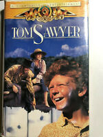 TOM SAWYER VHS CLAMSHELL JOHNNY WHITAKER