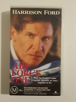 Air Force One VHS PAL Video Tape - Harrison Ford