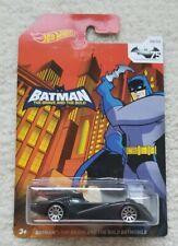 Hot Wheels Batman Brave and Bold Batmobile rare anniversary 75 Years of Batman