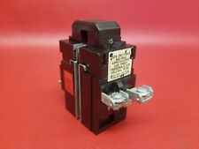 15 Amp Pushmatic Bulldog Gould Ite 2 Pole Breaker P215Gs For Switched Neutral