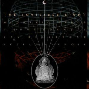 "T Bone Burnett/Jay Bellerose/Keefus Ciancia : The Invisible Light: Acoustic 12"""