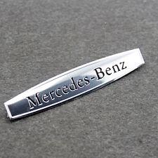 Trunk Car sticker Fender emblem badge Decorative Decal for Mercedes-Benz
