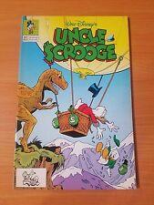 Walt Disney's Uncle Scrooge #257 ~ NEAR MINT NM ~ (1991, Disney Comics)
