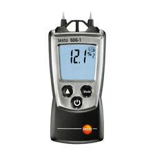 Testo 606-1 Feuchtigkeitsmessgerät,Material,- Baufeuchte,- Holzfeuchtemesser