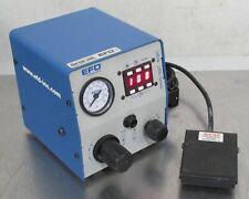 New listing T171705 Efd Ultra 1400 Benchtop Fluid Dispenser w/ Foot Pedal