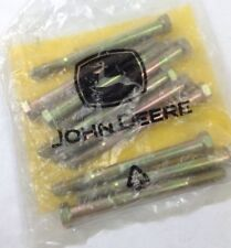 QTY 10 JOHN DEERE HEX HEAD CAP SCREW 19H1925 FREE SHIPPING