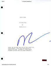 GFA Lord of War * NICOLAS CAGE * Signed Full Movie Script AD2 PROOF COA