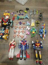 80s/90s/MODERN Toy & Parts Lot: VOLTRON, SHOGUN, MOTU, TMNT, ARAH, TRANSFORMERS,