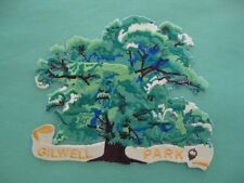 UK SCOUTS - GILWELL PARK´S TREE- BLANKET PATCH