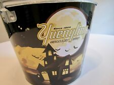 haunted house Yuengling HALLOWEEN ice bucket DISCOVER our DARKSIDE black & tan