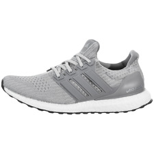 adidas UltraBoost Gray Sneakers for