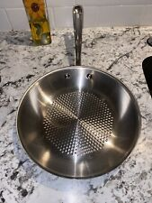 All-clad D3 10 Inch Fry Pan Stainless Steel