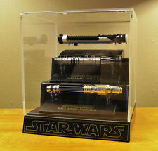 Star Wars Master Replicas Mace Windu Lightsaber Episode II AOTC .45 Scale SW-302