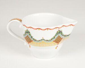 Royal Copenhagen Christmas Joy Creamer Cream Jug 5.5 Ounce Oz Porcelain Set 394