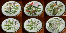 """""""Songbirds Of The World"""" Franklin Porcelain Plates goldfinch cardinals oriole"""