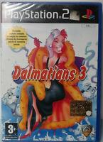 PS2 Play Station 2 - Spiel Dalmatians 3 Pal Eng Neu Versiegelt