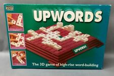 Upwords Board By Parker Brothers, Great Family Fun, Free P&P (Ref 2)