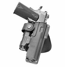 Fobus taktisches 360 roto light Laserholster mit Sicherheitsgurt für Colt 1911 5