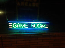 "New Game Room Shop Open Beer Bar Neon Light Sign 24""x20"""