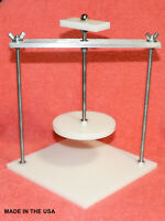 INEXPENSIVE LARGE ORGANIC CHEESE PRESS - ADJUSTABLE PRESSURE - FREE SHIPPING