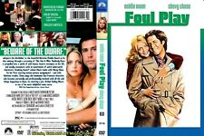Foul Play ~ New DVD ~ Goldie Hawn, Chevy Chase (1978)