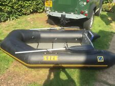 Zodiac inflatable boat 2.6m used
