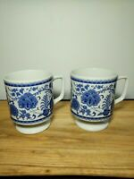 Two Made In Japan Tea Cups