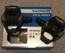 Shimano PD-RS500 SPD-SL Bike Pedals - Black