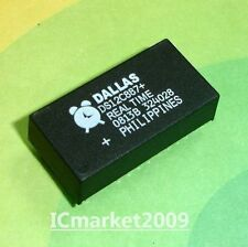2 PCS DS12C887+ DS12C887 DS12877 12C877 Real Time Clock New IC