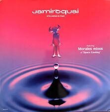 "Jamiroquai 12"" Stillness In Time - UK (EX/EX)"