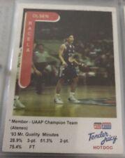 Olsen Racela Purefoods TJ Hotdog Basketball card