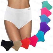 Ladies Stv Seamless Slimming Pants Bum Tummy Control Shapewear Briefs Knickers