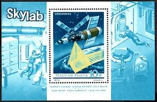"Hungary 1973 Air: ""Skylab Space--Station  Miniature Sheet  SG.MS2835  Mint (MNH)"