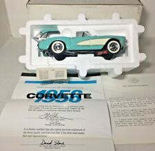 New ListingFranklin Mint 1956 Chevrolet Corvette 1:24 Scale Diecast Car w/box & docs