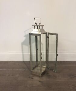 Moroccan Candle Lantern (Large) - HANDMADE (WAS £220, Now £79)