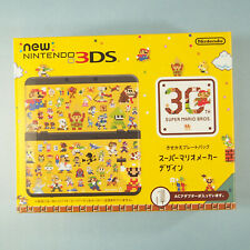 Nintendo new 3DS Super Mario 30th Anniversary Special Edition ~ Japan Import
