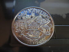 only in n'awlins 2006 caesar rare Mardi Gras Doubloon Coin new orleans mr bingle