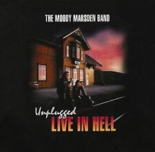 THE MOODY MARSDEN BAND – UNPLUGGED LIVE IN HELL NORWAY (NEW/SEALED) CD