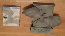 Game of Thrones Season 3 Three Limited Edition Dragon Packaging Blu-ray - NEW