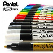 Pentel Mm20 Medium Point Paint Marker Singles Green 4902506065520