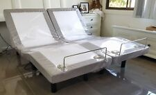 Deluxe Electric Adjustable Bed with Massage function King