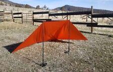 UL HIKER Ultra Lite 6 X 9 Shelter Blaze Orange Limited Edition