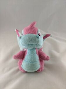 """Neopets Faerie (Fairy) Scorchio 8"""" Official Plush - Pre-owned"""
