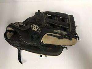 "Louisville Slugger Xeno 12.5"" Fast pitch Glove-RH Throw Leather"