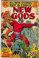 New Gods 10 DC 1972 VF NM Jack Kirby Orion Mantis