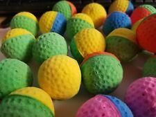 10 Stück (0,80€/St.)  Softball Schaum - Ball Bälle Katzen - Spielzeug  Spielball