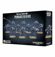 Warhammer 40k Space Marines Primaris Reivers NIB